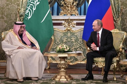 RUSSIA-SAUDI-DIPLOMACY
