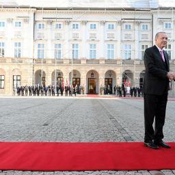 Wizyta Erdoğana w Polsce