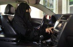 Saudyjki za kierownice!