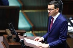 Samowasalizacjo, trwaj — czyli bezpieczeństwo w exposé premiera Morawieckiego