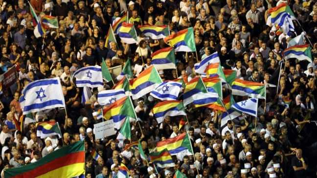 Israeli_Druze_rally_against_Nation-State_Law
