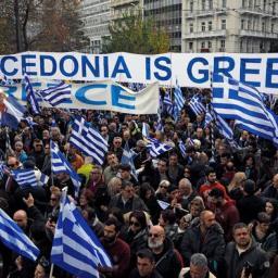 Konflikt grecko-macedoński — spór (nie tylko) o nazwę