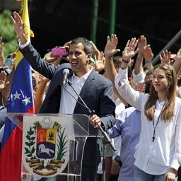 W poszukiwaniu straconego (k)raju. Rewolucja w Wenezueli
