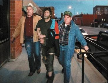 Aresztowanie Teda Kaczynskiego