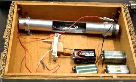 Bomba skonstruowana przez Unabombera