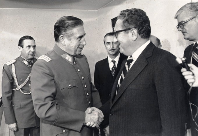 kissinger pinochet