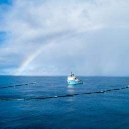 Misja: posprzątać ocean, czyli projekt The Ocean Cleanup
