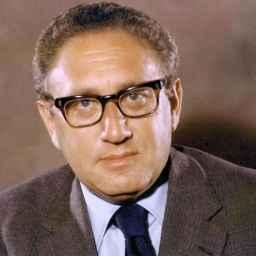 Figury polityki światowej. Henry Kissinger, część I z II