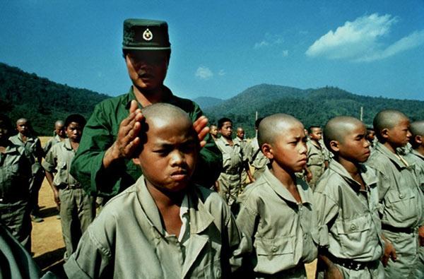 birmańskie dzieci wojny