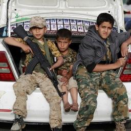 Dzieci-żołnierze we współczesnych konfliktach zbrojnych