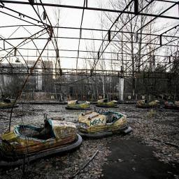 Katastrofa w Czarnobylskiej Elektrowni Jądrowej