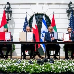 Historyczne pojednanie Izraela i Zjednoczonych Emiratów Arabskich