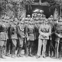 Ramię w ramię po wolność. 101. rocznica zwycięstwa w wojnie polsko-bolszewickiej
