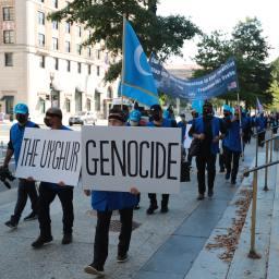 Obozy reedukacyjne i proces unicestwienia Ujgurów
